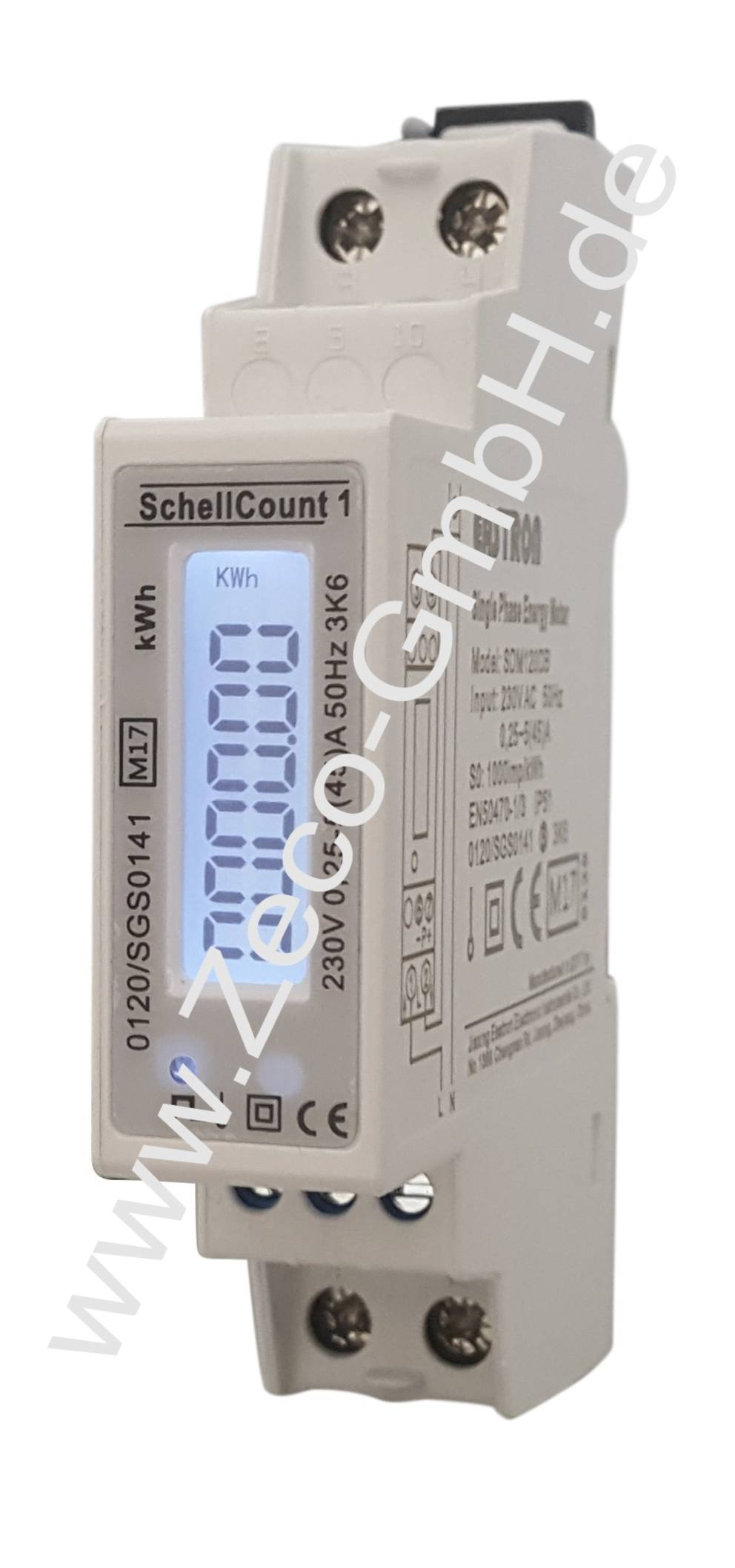 SchellCount1 LC-Display www.Schellcount-Online.de
